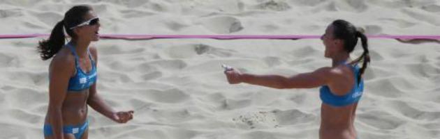 Londra 2012, le speranze azzurre. Cicolari e Menegatti, campionesse beach volley
