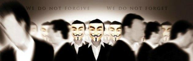 Pedofilia, Anonymous rende pubblici indirizzi Ip e mail legati a forum