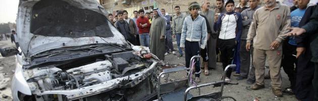 Iraq, kamikaze contro scuola elementare. Almeno quindici morti, dodici bambini
