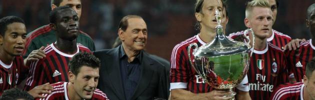 B. inaugura la spending review del Milan. Lontani i tempi del calcio a fini elettorali