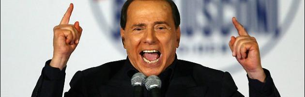 """Berlusconi intervistato dalla Bild: """"Basta con il Pdl, si torna a Forza Italia"""""""