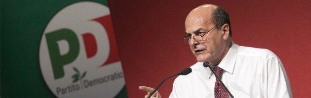 """Bersani: """"Il governo lo decideranno gli italiani col voto. Noi siamo pronti"""" (video)"""