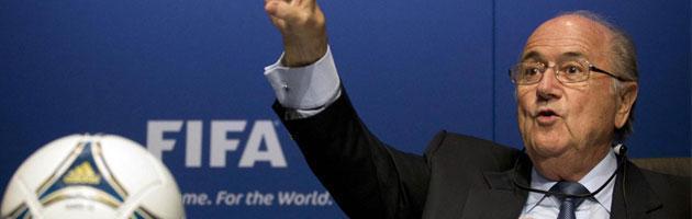 """Blatter: """"Assegnazione dei Mondiali 2006 alla Germania fu comprata"""""""