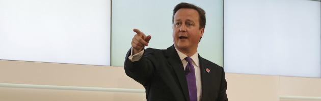 """Cameron su Unione europea: """"Ogni scelta su adesione è immaginabile"""""""