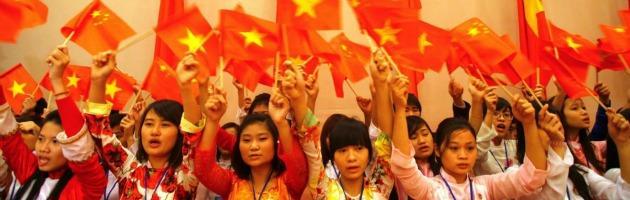 """Cina, la parola """"gay"""" eliminata dalla nuova edizione del vocabolario"""
