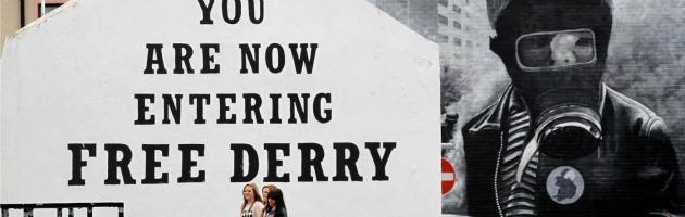 Nord Irlanda, dopo 40 anni la polizia indaga sui fatti del Bloody Sunday