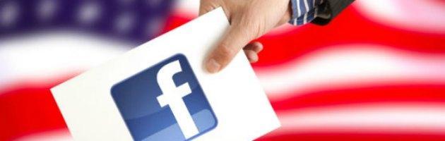 Facebook, Washington farà registrare gli elettori grazie a nuova applicazione