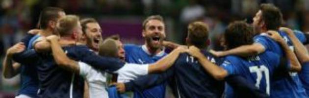 Europei 2012, il libro Cuore sulle prime pagine dei giornali italiani