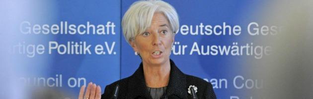 """Fmi, appello a Parigi: """"Frenare l'austerity e accelerare riforme per la crescita"""""""