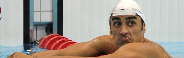 Londra 2012, delusione azzurra nel nuoto: Federica Pellegrini giù dal podio