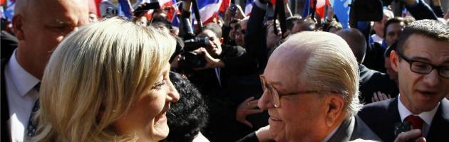 Francia, la strana guerra dei Le Pen. Jean Marie: 'Marine? Piccolo borghese'