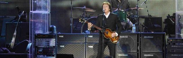 Giochi 2012, no di Rolling Stones e Led Zeppelin: sul palco Mc Cartney e i Blur