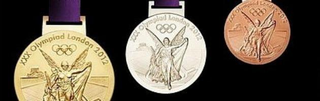 Londra 2012, le medaglie prodotte con materiali della miniera tossica Usa
