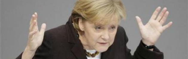 """Salva-stati, Merkel: """"Segnale all'Europa"""". E la Corte tedesca """"rassicura"""" i parlamentari"""