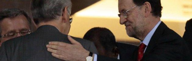 Spagna 'commissariata' dall'Ue. E ora Monti teme l'effetto domino
