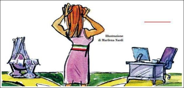 """Donne in bilico tra lavoro e famiglia: """"Conciliare entrambi è un miraggio"""""""