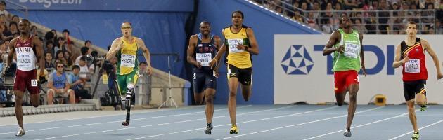 Pistorius nella storia: è il primo atleta paralimpico a partecipare alle Olimpiadi