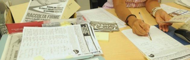 Referendum anticasta, scintille tra i promotori e il Movimento 5 Stelle
