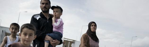 Siria, in fuga da Assad: i profughi del regime nelle tendopoli in Turchia