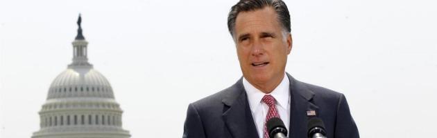 """Usa 2012, le bugie di Romney sulla società finanziaria. Obama: """"Criminale"""""""