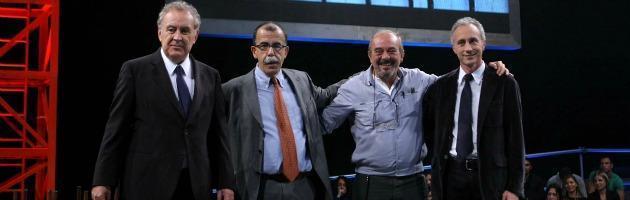 Servizio Pubblico, 'Tra Maya e Monti': l'Italia in uscita dal tunnel della crisi