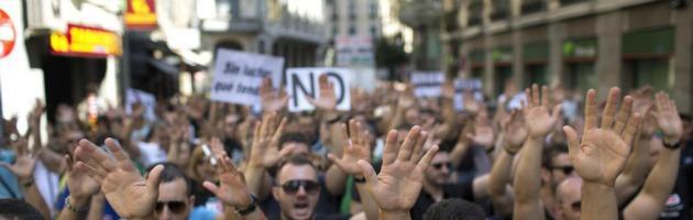 """Crisi, Juncker: """"Non escludo il rischio di una rivolta sociale in Europa"""""""