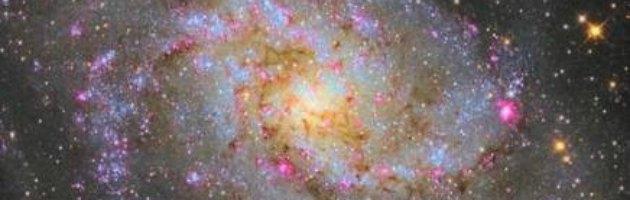 Spazio, scoperti campo magnetico e legami chimici sconosciuti delle stelle
