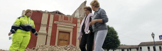 Terremoto in Emilia, 10 milioni per le aziende e pagamento gas sospeso