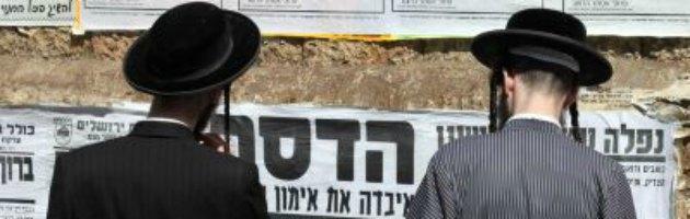 Israele, allo studio la leva obbligatoria per ebrei ultra-ortodossi e arabi
