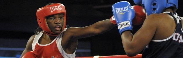 Londra 2012, al debutto la boxe femminile. Claressa, la giovane promessa Usa