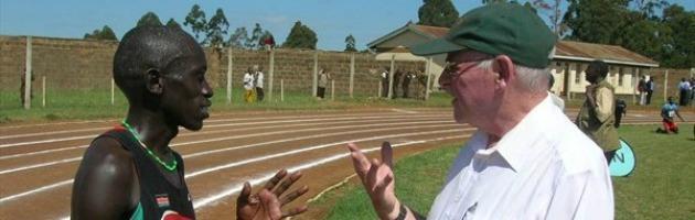 Londra 2012, nei successi del Kenya c'è la mano del prete irlandese Colm O'Connel