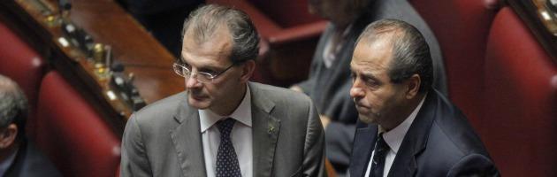 """Italia dei Valori, Donadi: """"Io e Barbato incompatibili. Intervenga Di Pietro"""""""
