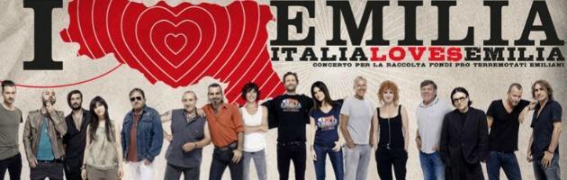 Italia Loves Emilia, 100 mila biglietti venduti. E' record per il live aid all'italiana