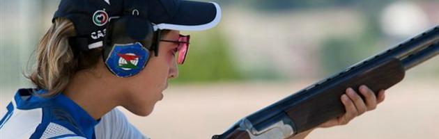Londra 2012, la giornata: mira da record, Jessica Rossi è il quinto oro italiano