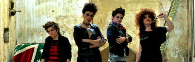 """""""Le rivoltelle"""", la band rock al femminile: """"Orgogliose di essere del sud"""""""