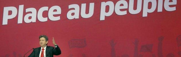 "Francia, Mélenchon contro Hollande: ""Cento giorni per non far niente"""