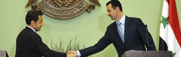 """L'iperattivo Sarkozy e la questione Siria. Fabius: """"Invitò Assad a cerimonia 14 luglio"""""""