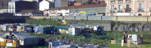 """Catania, pronto il """"boulevard"""" griffato dove ora sorge baraccapoli ignorata"""