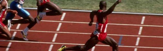 Londra 2012, dopo il doping: Ben Johnson fa il nonno e Gatlin ha vinto il bronzo