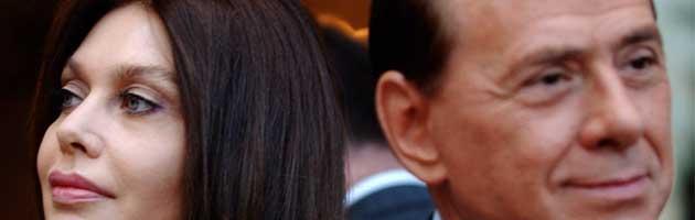 """Divorzio Berlusconi-Lario, """"rapporti civili ma la causa prosegue"""""""