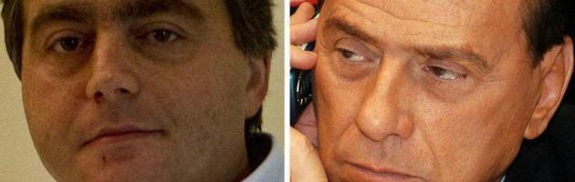 Caso escort, Berlusconi teste a Roma per inchiesta estorsione