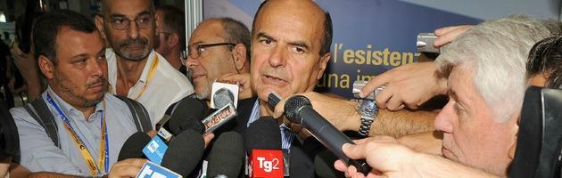 """Bersani, ennesimo affondo: """"Ma Grillo vuole governare da un tabernacolo?"""""""