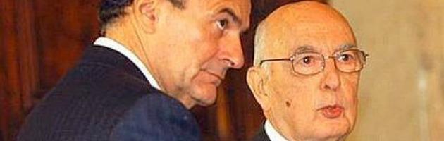 """Bersani: """"Un pirla chi dice che sono contro il web"""" (video)"""