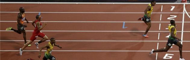 Londra 2012, Bolt diventa una leggenda: vince anche i 200, è una doppietta storica