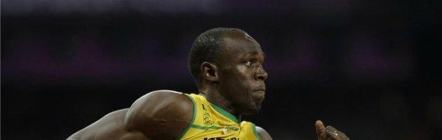 Usain Bolt oro anche nei 200 metri ai Mondiali di atletica di Mosca 2013