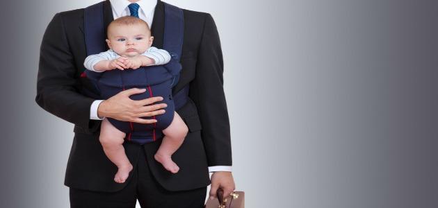 """Congedo di paternità, Inps: """"Scelto solo dal 6,9 per cento dei papà"""""""