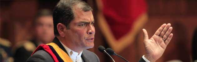 Assange, le relazioni con Correa e la scelta dell'Ecuador