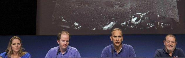 "Curiosity su Marte, Nasa ""trapianta"" nuovo software nel rover"