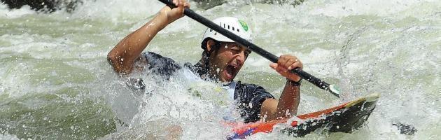 Londra 2012: slalom d'oro, dalla canoa di Molmenti il terzo successo italiano