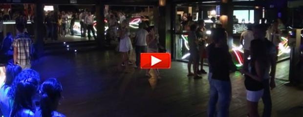 Rimini, sono finite le notti dello sballo: le discoteche restano vuote (video)